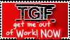 TGIF Stamp by LW-Lucy