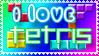 tetris stamp
