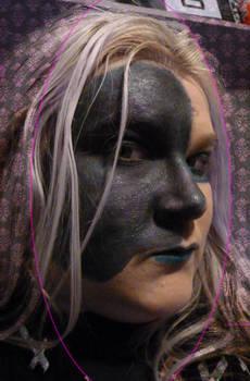 Phantom makeup