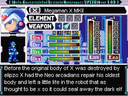Megaman X MKII BIO 1 by NightshadeAxl