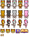 MLSS Cats Update 2 by NightshadeAxl