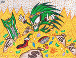 Sonic Riders - Jet's Sweet Day Dream by AceOfSpeed94