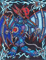 Enhanced Mecha Sally Queen by AceOfSpeed94