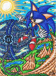 .:Request:. Sonic CD - Skydiving On The 2nd Planet