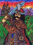 .:Vlad Tepes III Dracula:.Defender Of Transylvania by AceOfSpeed94