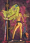 .:Teen-Titans:. Terra As Kill Bill by AceOfSpeed94