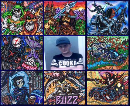 .:Art VS Artist Meme:. -AceOfSpeed94-