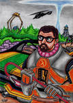 Half-Life 2: Episode Two FanART by AceOfSpeed94