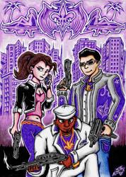 .:Saints Row:. The Iconic Crew