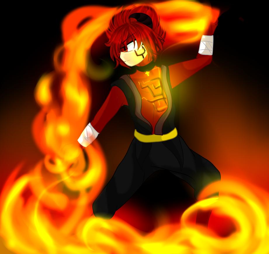 :.Fire.: by FanaliShiro