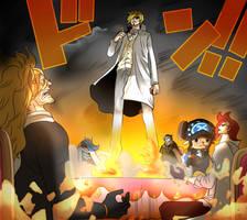 Sanji?! (One Piece CH. 865) by FanaliShiro