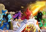 Germa's 66 return! (One Piece CH. 897)