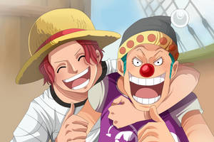Shanks and Buggy (One Piece CH. 958)