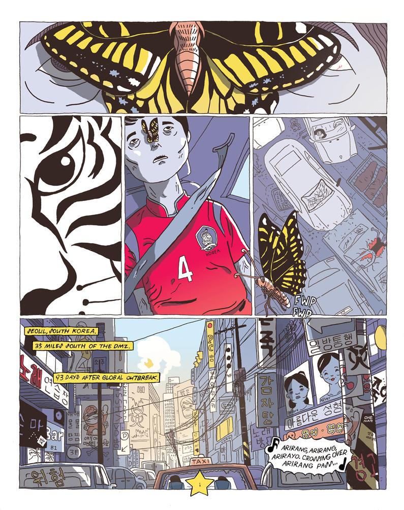 DMZ! Prologue, p. i by Fievel-the-Mouse