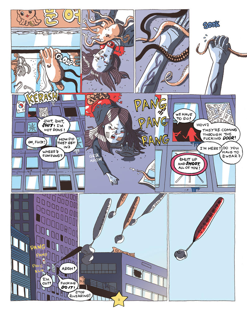 DMZ! Prologue, p. ii by Fievel-the-Mouse