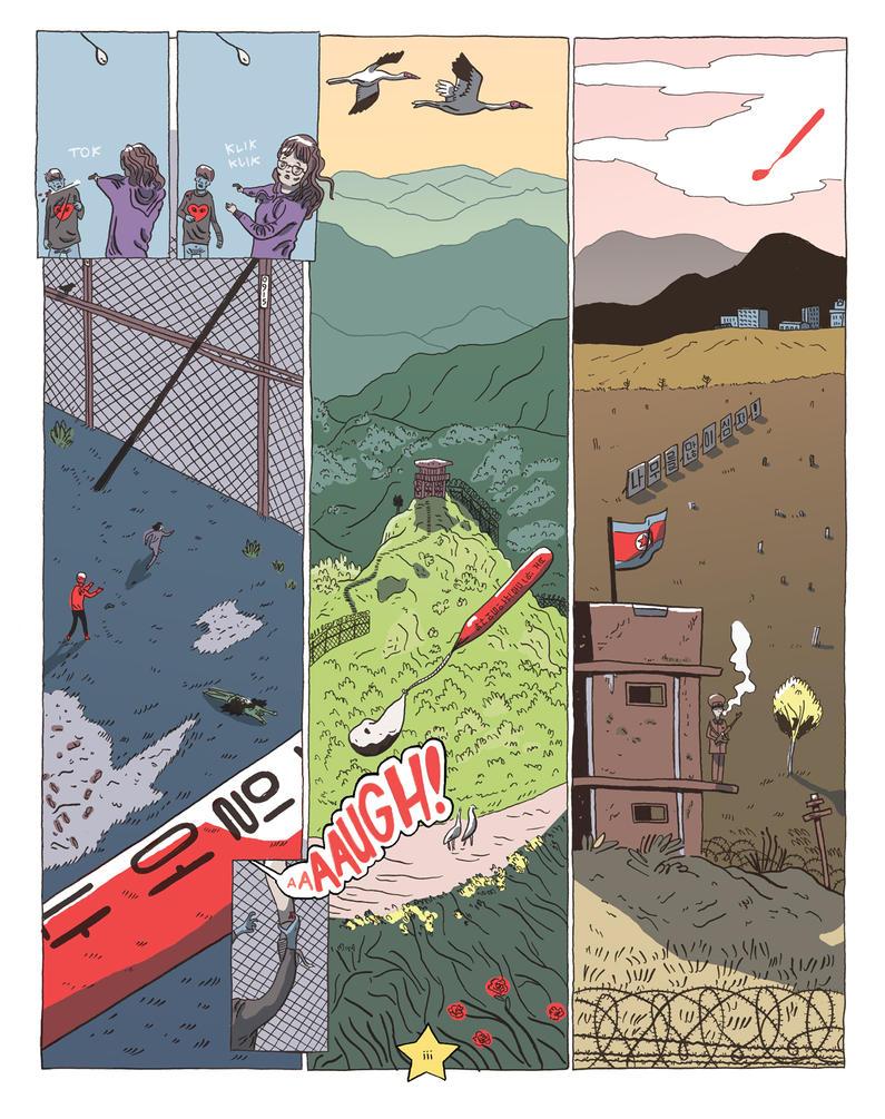 DMZ! Prologue, p. iii by Fievel-the-Mouse
