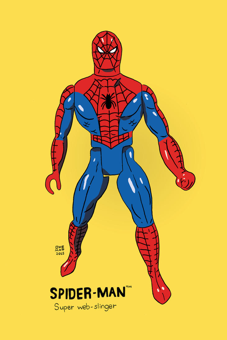 Secret Wars Spider-Man by Fievel-the-Mouse