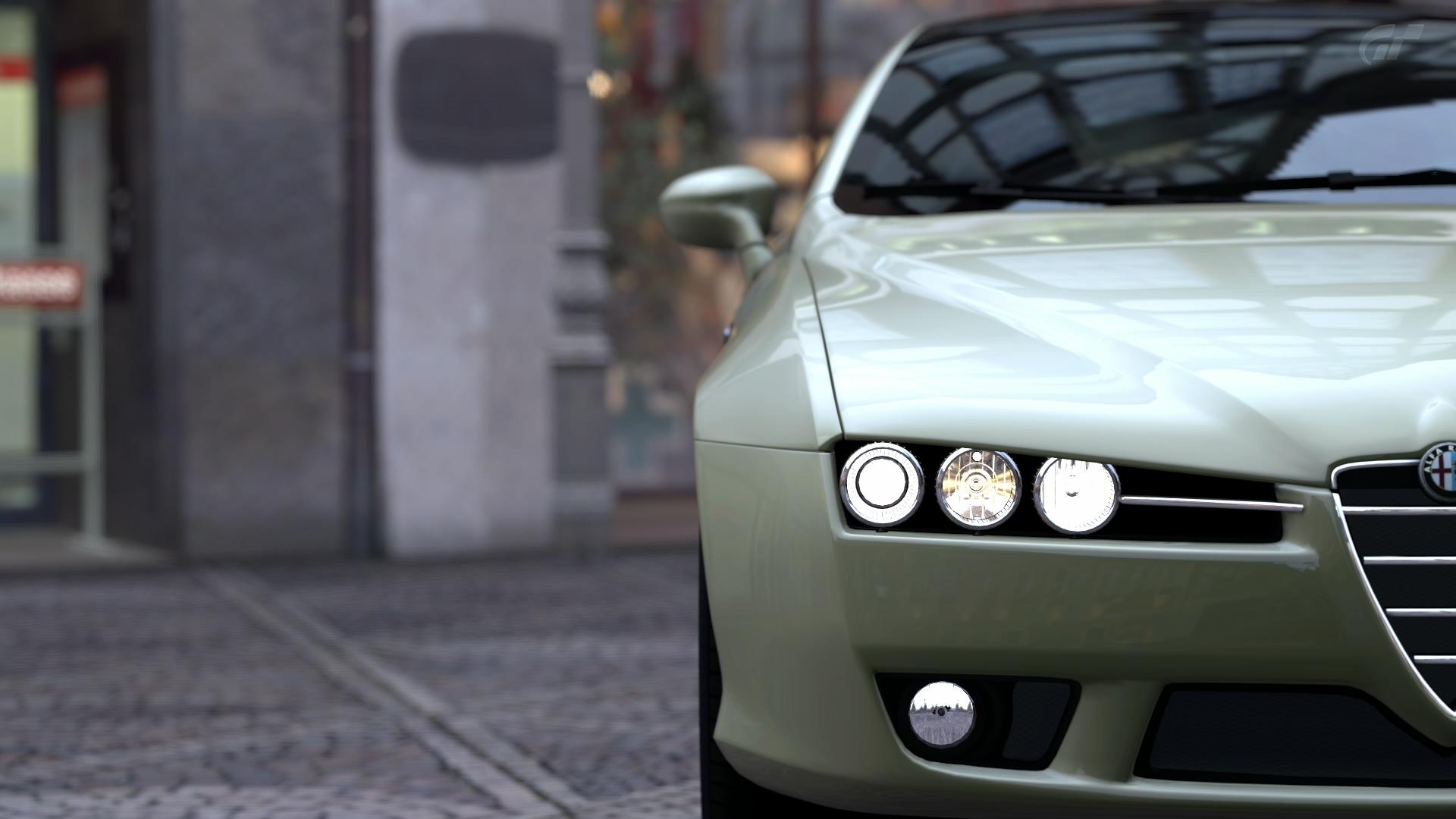 Gran Turismo 5 - Alfa Romeo Brera by Plageman18