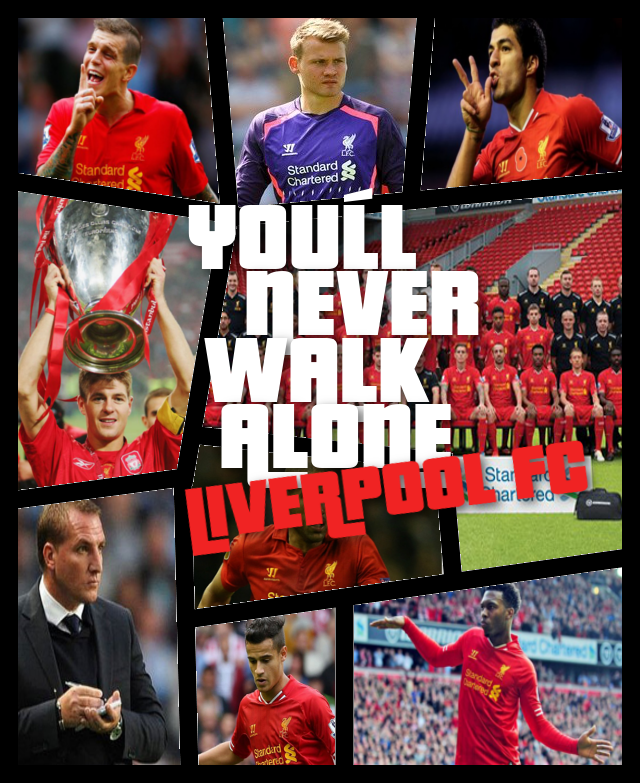 Liverpool FC by Plageman18