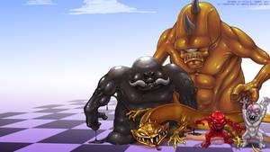 Desktop - Raw Monsters