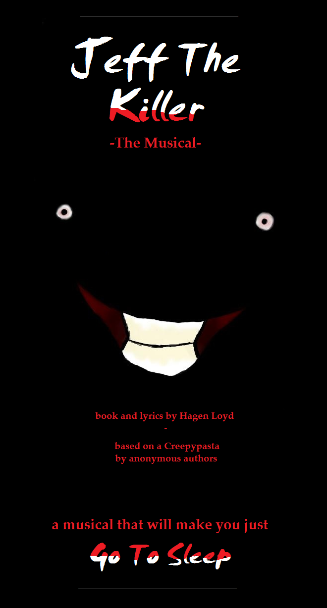 Jeff: The Musical POSTER by mrbillyjoebob