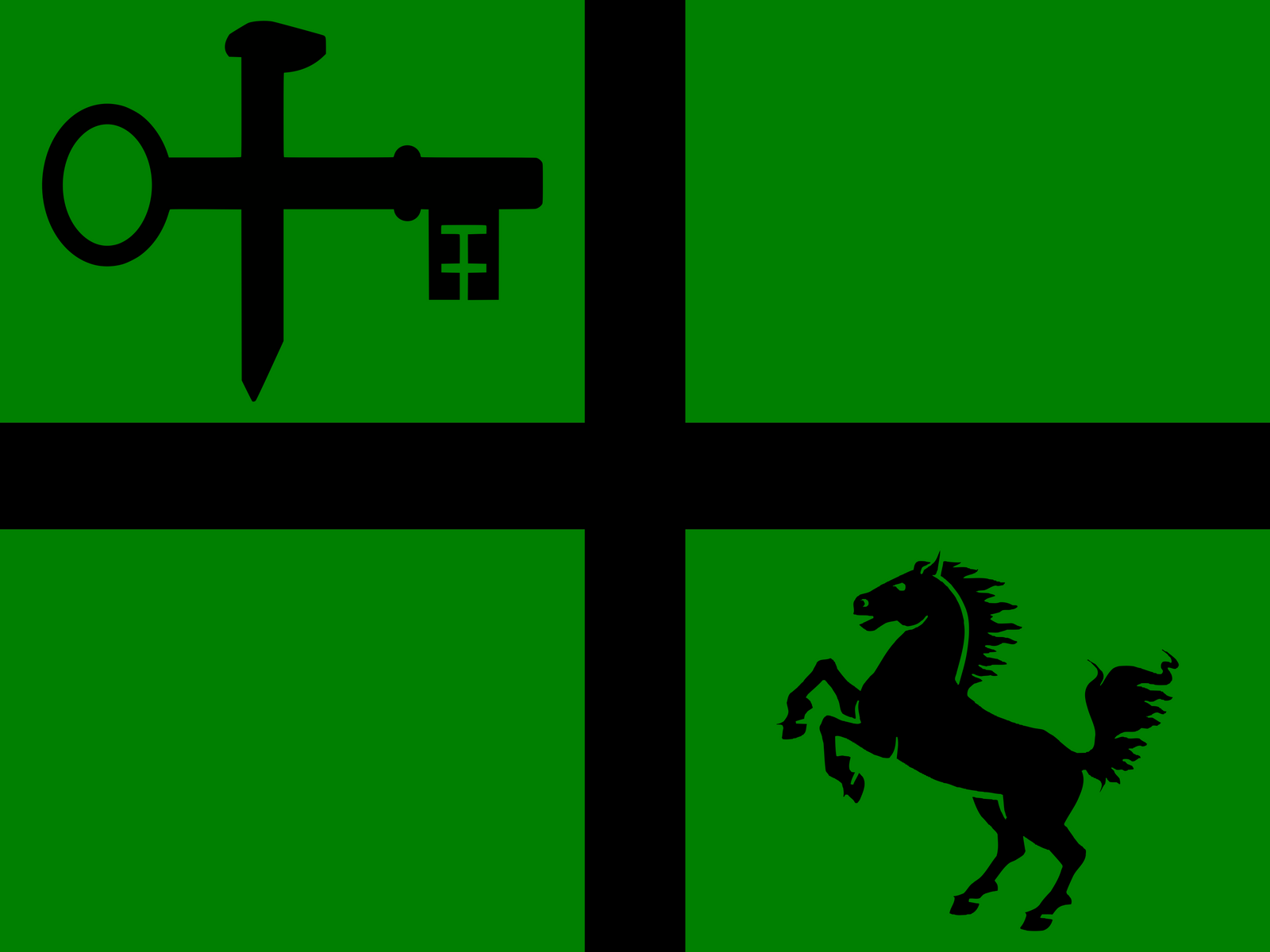 The Flag of Svea (P.U.F.C.L) by achaley