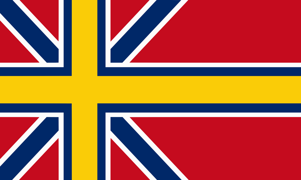 United Kingdom of Scandinavia by achaley