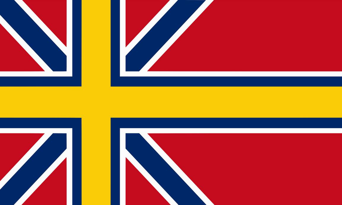 United Kingdom of Scandinavia by achaley
