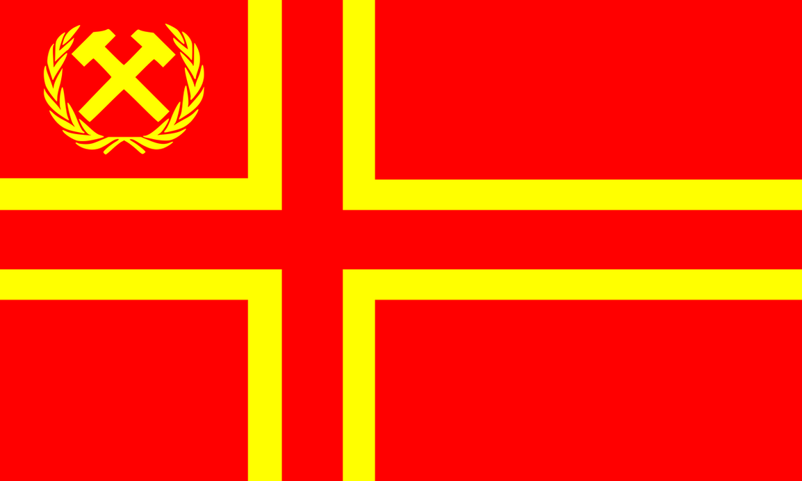 U.N.S.R (Union of Nordic Socialist Republics) by achaley