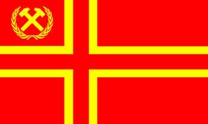 U.N.S.R (Union of Nordic Socialist Republics) by achaley
