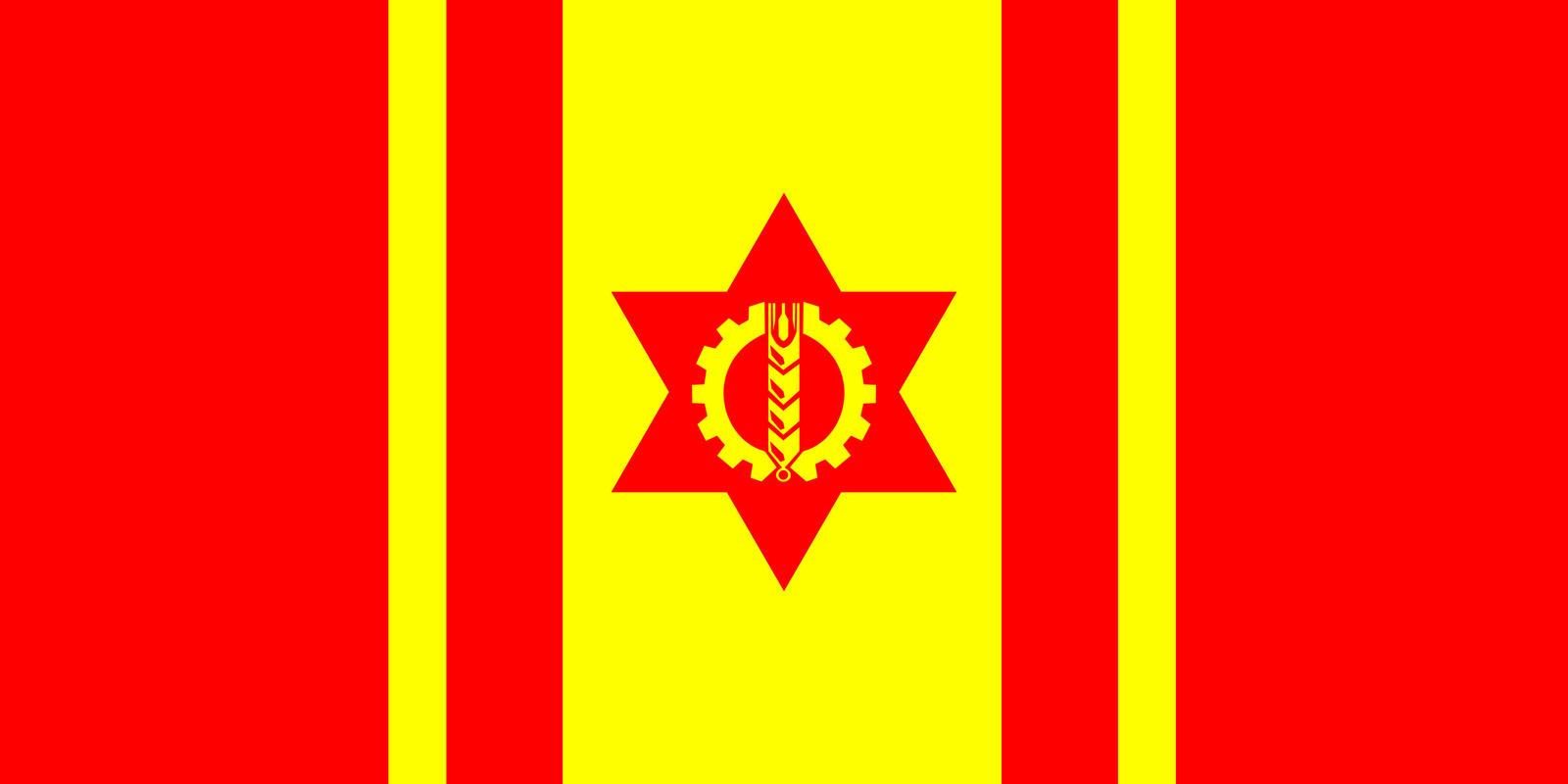 The Democratic Republic of Israel by achaley