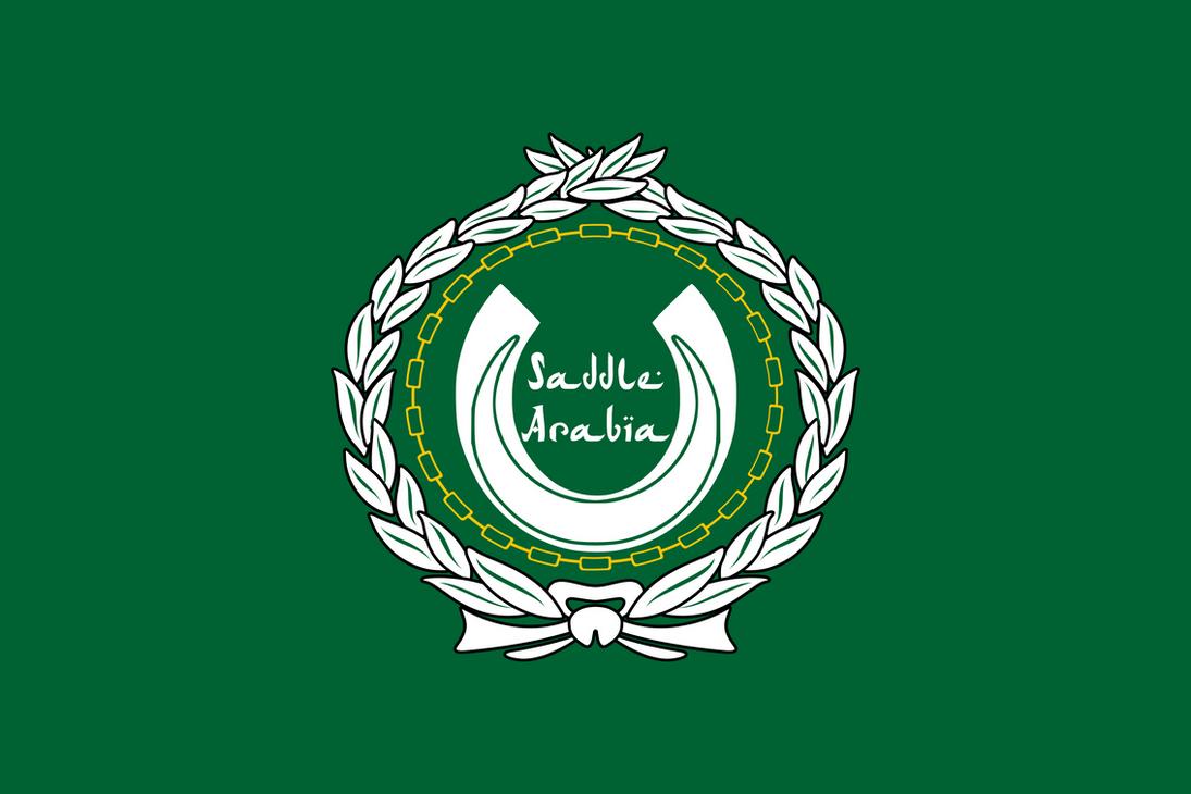 Saddle Arabia by achaley
