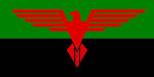 House Atriedes Flag