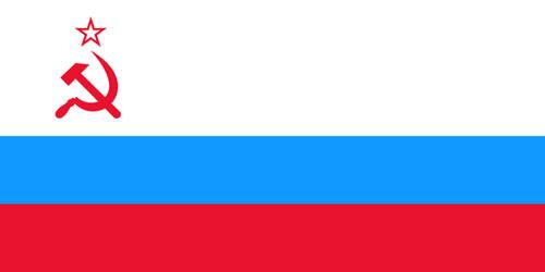 The U.R.S.R (United Russian Socialist Republic)