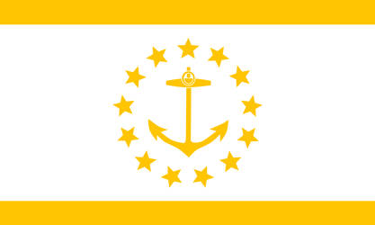 The New Flag of Rhode Island
