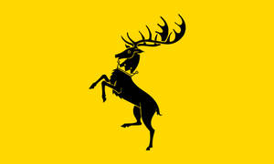 The Flag of House Baratheon by achaley