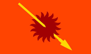 The Flag of House Martell by achaley