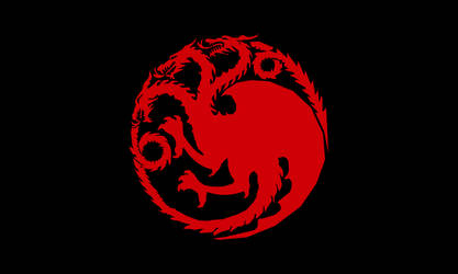 The Flag of House Targaryen by achaley