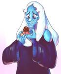 blue diamond and steven