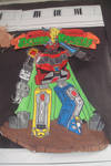 Power Rangers Caryatid