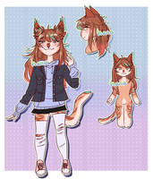 (OPEN) paypal/pts kitty adopt~ by hanamura-adopts