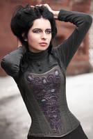 Bella Bellatrix_corset by Fairysiren
