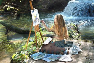 Afternoon Plener I by Fairysiren
