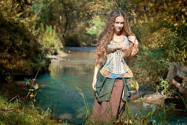 Afternoon Plener II by Fairysiren