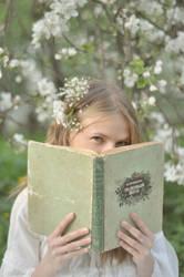 Spring Fairy. by Fairysiren