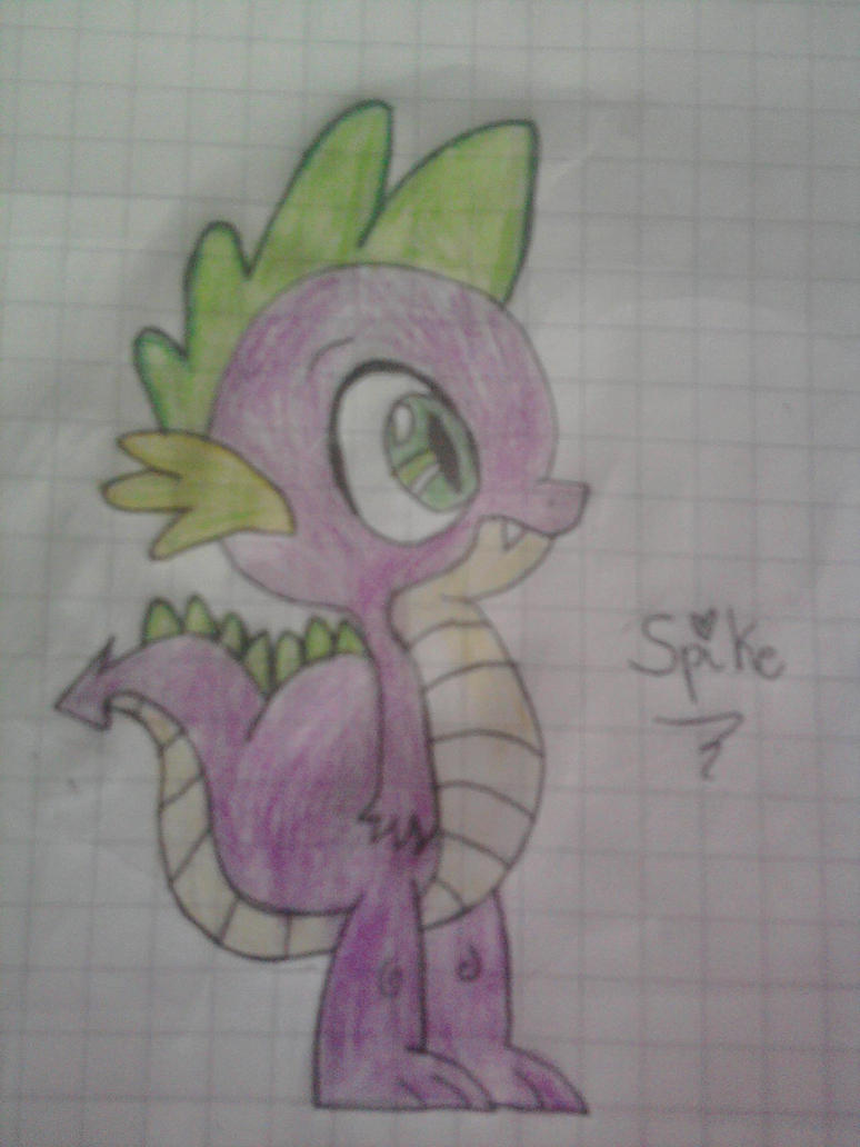 Spike MLP by FanCourtneyTDI