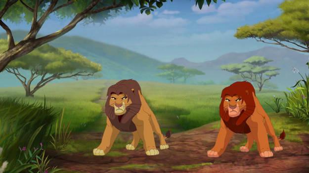 Simba and Simba