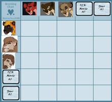 TLK Breeding Chart