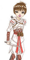 Assassin's Creed OC - Masyaf Style