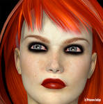 Mean Face by PrincessIndigo